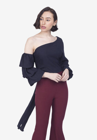 One-Shoulder Top