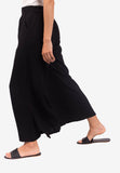 Wide Leg Pants with Slit