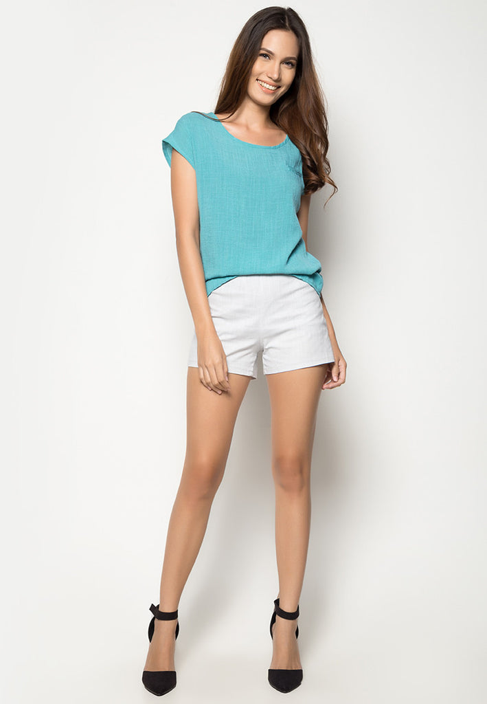Classic Top and Shorts Set - Caoros - 1