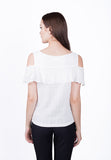 Off Shoulders Blouse