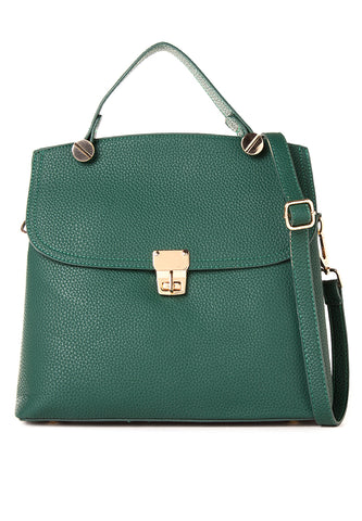 Bag with Gold Buckle