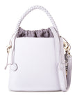 Sturdy bucket bag with Charm