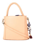Sturdy bucket bag with Charm - Caoros - 2
