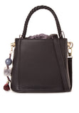 Sturdy bucket bag with Charm - Caoros - 1