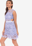 Lace Mini Dress