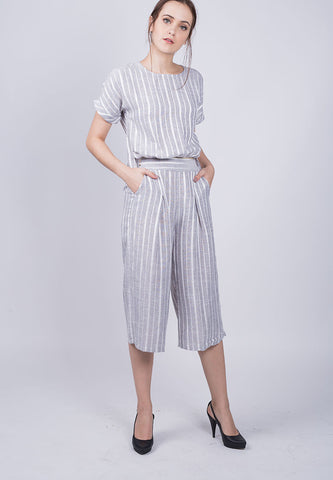 Striped Co-ord Set