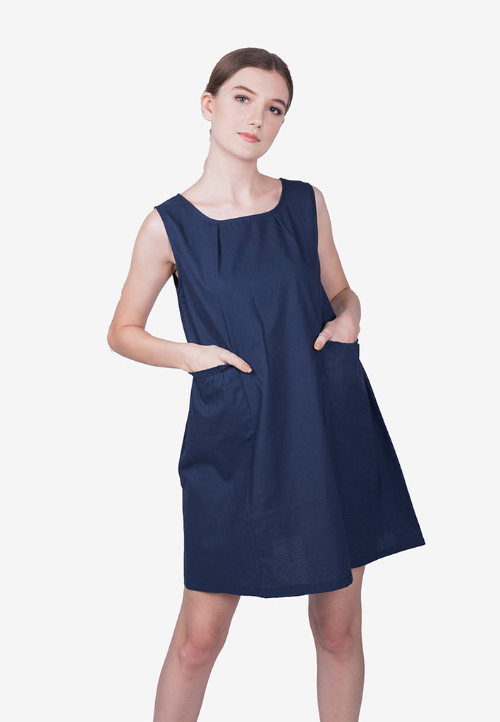 Contemporary A-Line Dress