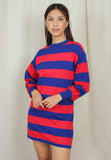 Striped Jumper Dress