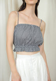 Puffed Crop Top