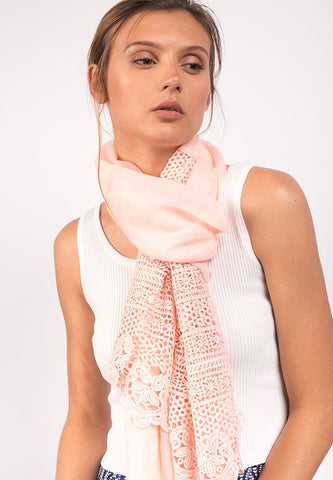 Dianne Scarf Pink