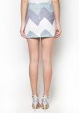 Printed Pencil Skirt - Caoros - 6