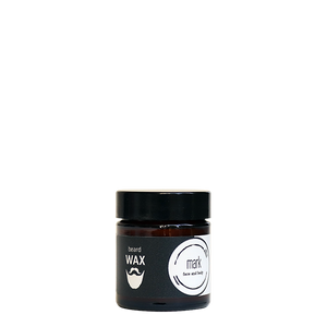 MARK beard wax - nourishing beard and mustache wax with soft fixing effect