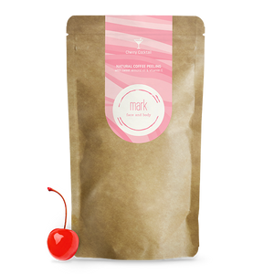MARK coffee scrub Cherry Cocktail