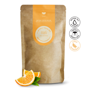 MARK coffee scrub Citrus