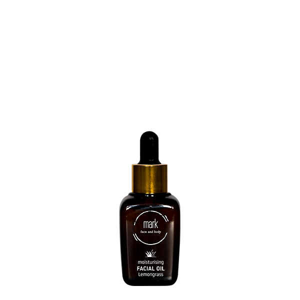 MARK organic oil Lemongrass - with apricot, grape seed oil and vitamin E