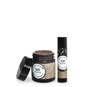 MARK Coffee Lips - with coffee oil and vitamin E