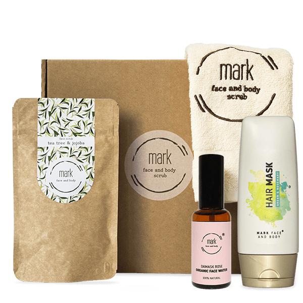 MARK face & hair kit