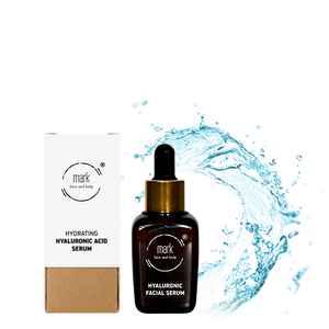 MARK Hyaluronic Acid Serum - for intensive skin hydration