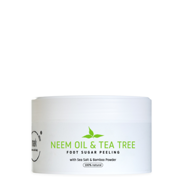 MARK sugar foot scrub Neem & Tea tree oil
