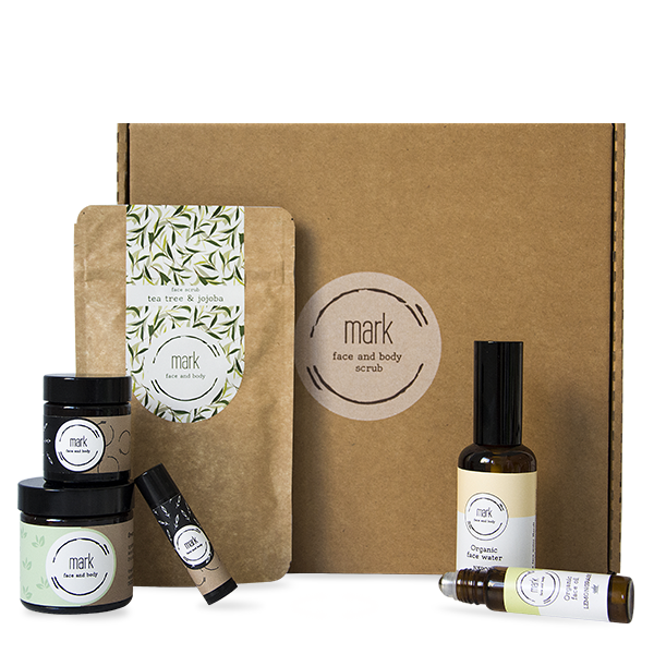 MARK face care set