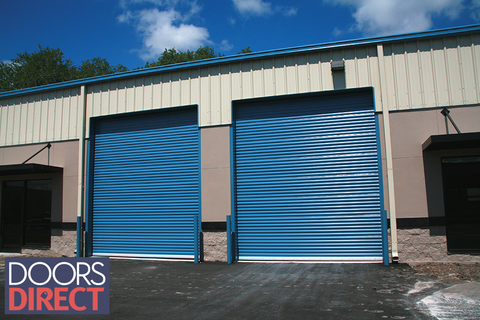 doors up roll coiling direct garage uk