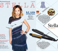 Stella magazine LOVES HYSTRIX