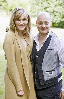 Maximiliano Centini and Sophie Dahl