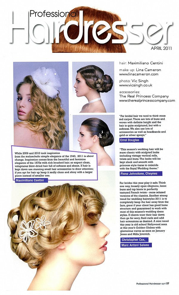 Editorial Professional Hairdresser