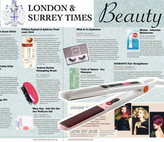 UKI Diamante in the London & Surrey Times