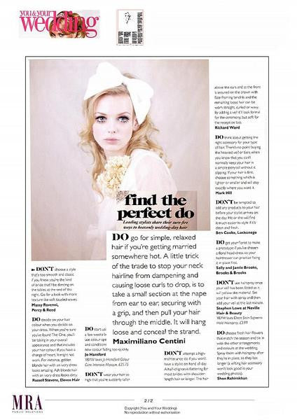 YOU&YOUR WEDDING MAGAZINE