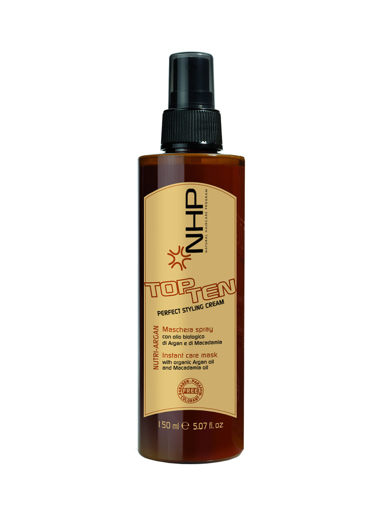 NHP ORGANIC TOP TEN SPRAY MIRACLE