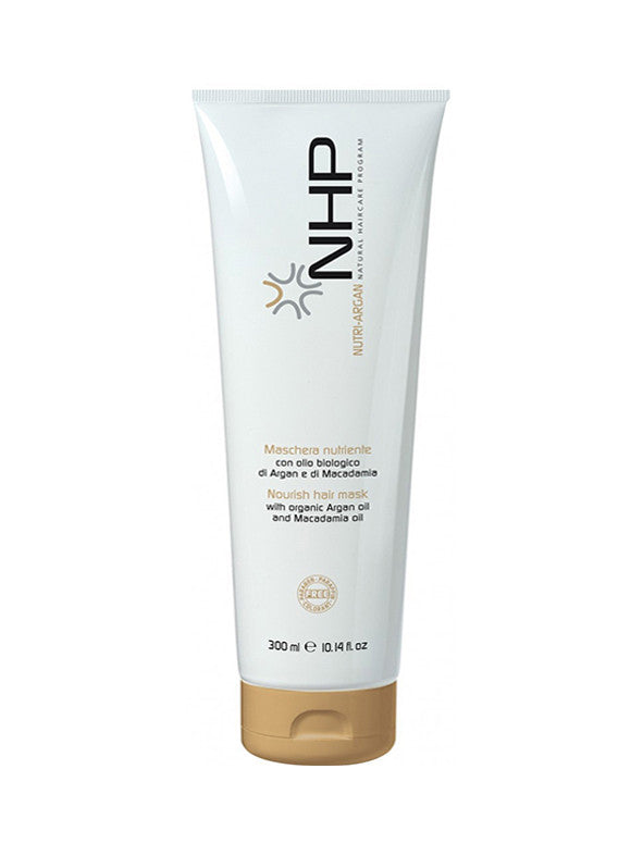 NHP ORGANIC NOURISH HAIR MASK