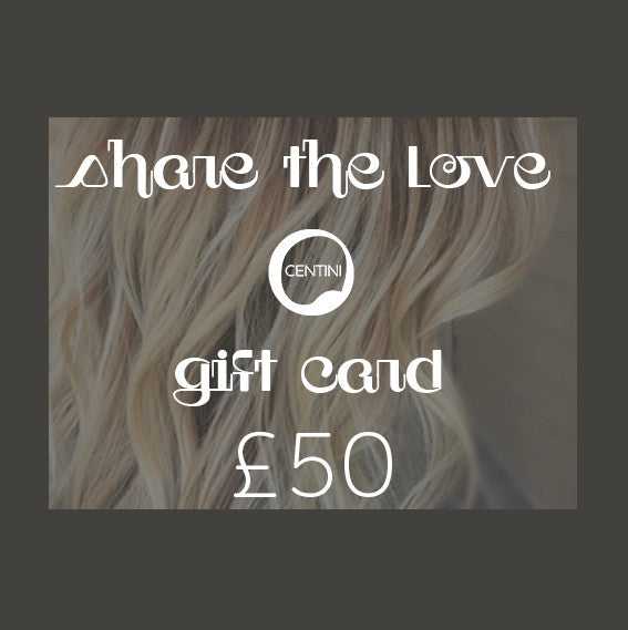 House of Centini Gift Card £50