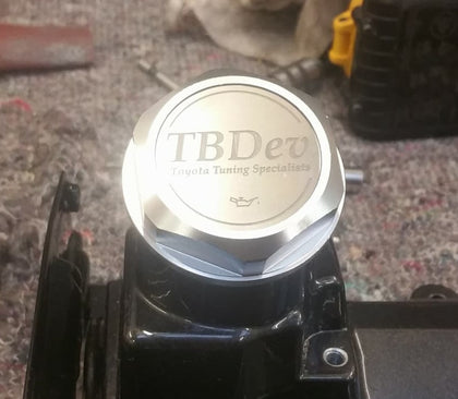 TB Developments Billet Oil Cap - TB Developments