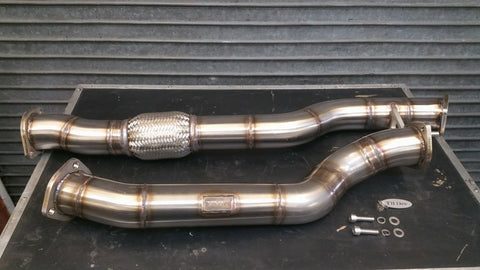 "TB Developments 3"" Stainless Mid-Pipe - TB Developments"