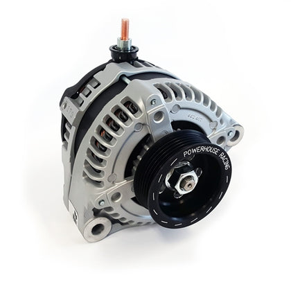 PHR Uprated Alternators - TB Developments