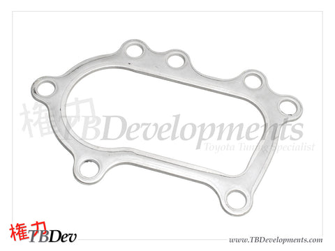 Turbo Gasket, 17279-88480 - TB Developments