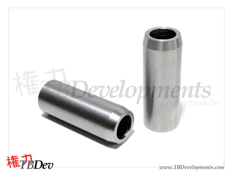 "TB Developments Stainless Steel Alignment ""Crush"" Tubes - TB Developments"