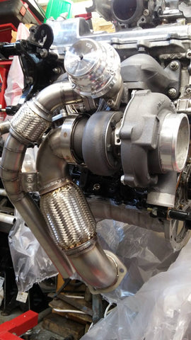 TB Developments GT/GTX30 External Wastegate - TB Developments