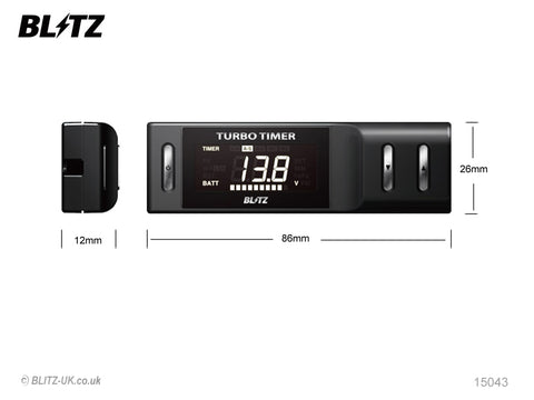 Blitz FATT Advance Turbotimer - TB Developments
