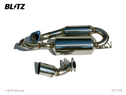 Blitz Exhausts - TB Developments