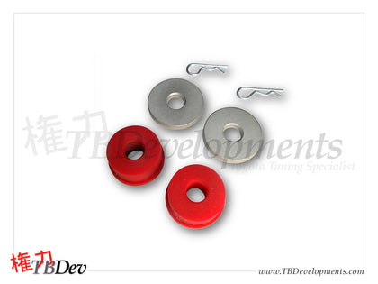 Polyurethane Shifter Bushes - TB Developments