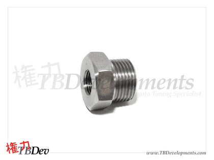 Oil Pressure Sensor Sump Fitting - TB Developments