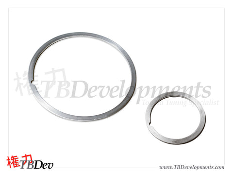 Crank Seal Spacers - TB Developments