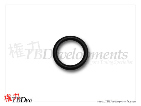 Fuel Injector O-Ring, 90301-17007 - TB Developments