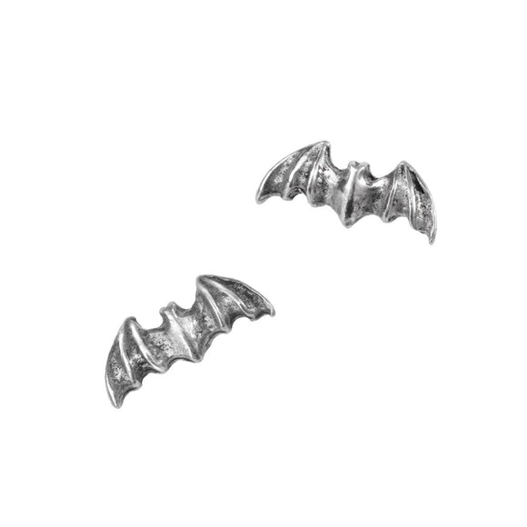 bat pewter studs