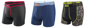 SAXX Underwear Performance Series