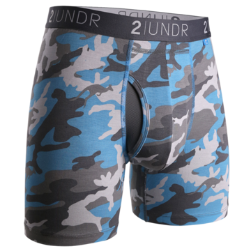 2UNDR Swing Shift Boxer Brief - Ice Camo