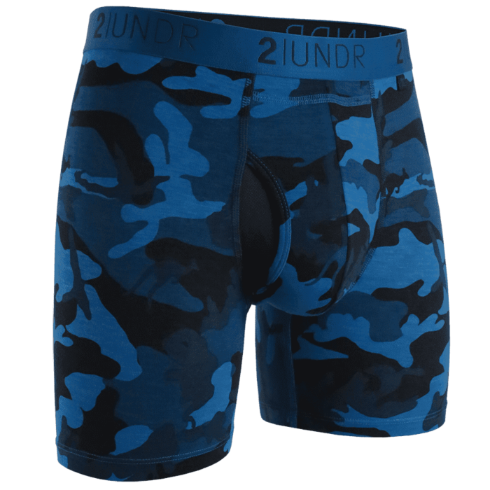 Swing Shift Boxer Brief - Night Camo