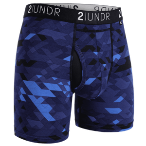 "Swing Shift 6"" Boxer Brief - Geode"